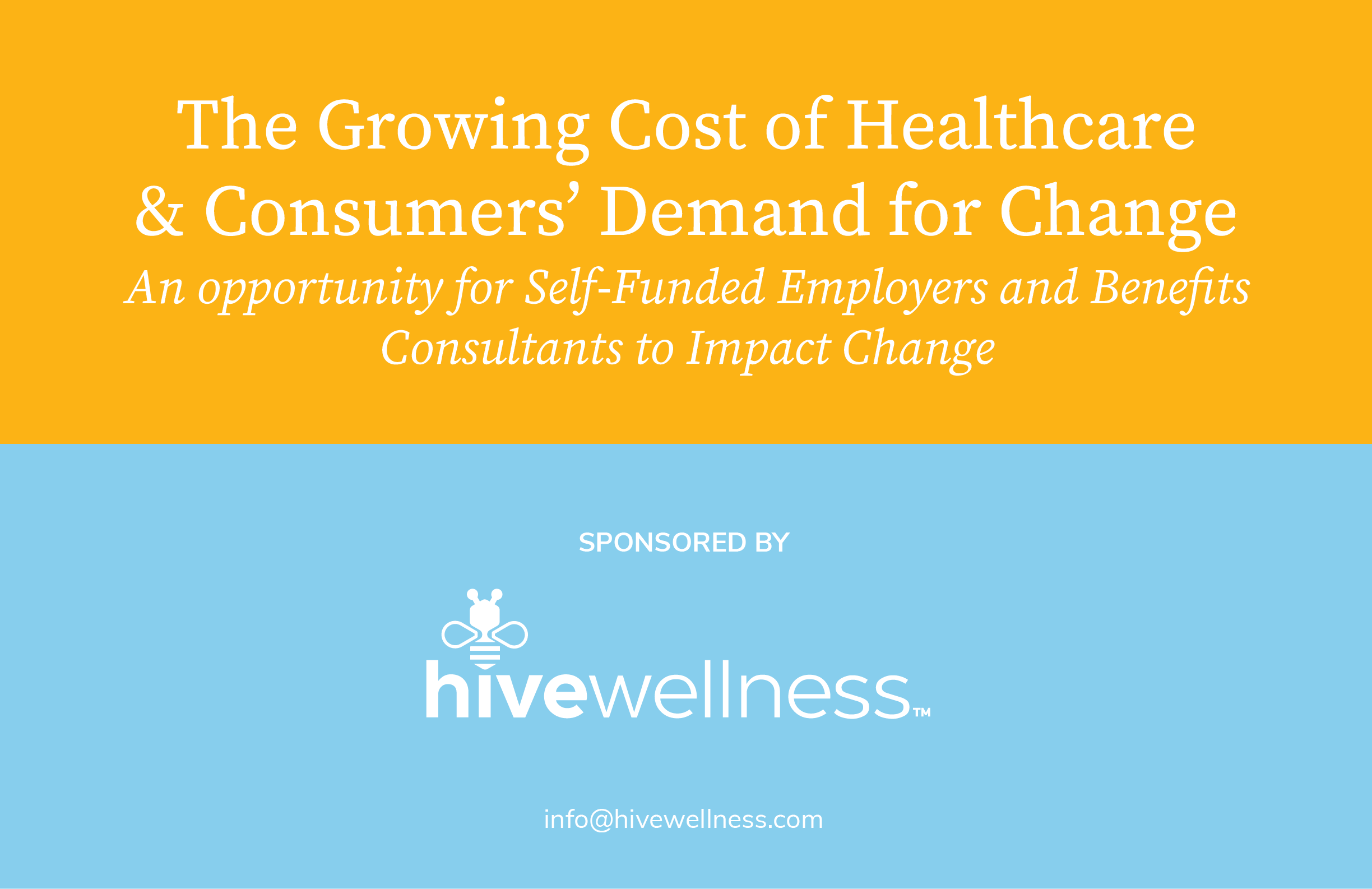 The Growing Cost of Healthcare